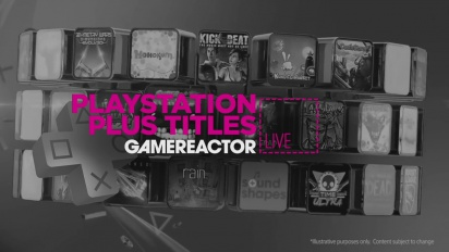 PlayStation Plus Titles 07.03.2016 - Replica Livestream