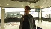 GRTV in aeroporto