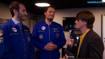 Deliver Us The Moon - Koen Deetman & Jordy Velasquez Interview