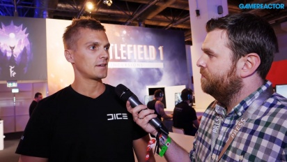 Battlefield 1: Incursions - Intervista a David Sirland