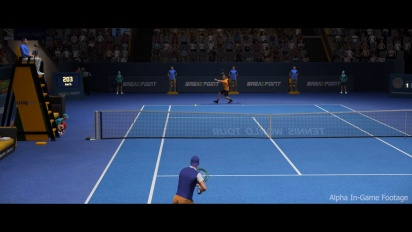 Tennis World Tour - Capturing Tennis Dev Diary