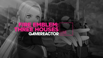 Fire Emblem: Three Houses - Livestream Replay
