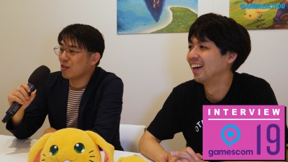 Trials of Mana - Masaru Oyamada and Shinichi Tatsuke Gamescom 2019 Interview