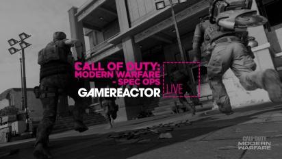 Call of Duty: Modern Warfare - Replica Livestream Spec Ops