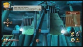 Snack World: The Dungeon Crawl - Gorgonzola Ruins Gameplay (Part I)