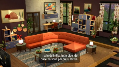 The Sims 4 Arredi da Sogno - trailer di presentazione (italiano)