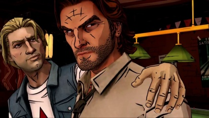 The Wolf Among Us - Episode 2: Smoke & Mirrors Trailer