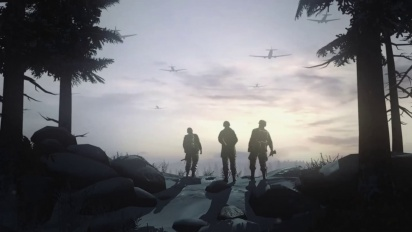Company of Heroes 2 - Ardennes Assault Trailer
