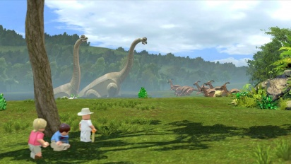 Lego Jurassic World - Launch Trailer