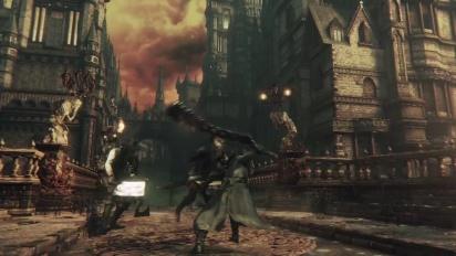 Bloodborne: The Old Hunters - Trailer di annuncio TGS 2015