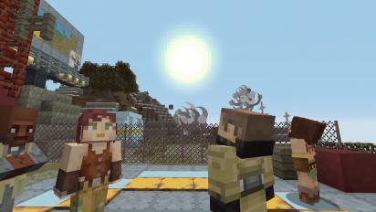 Minecraft - Fallout Mash-Up