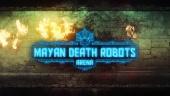 Mayan Death Robots: Arena - Xbox One Trailer