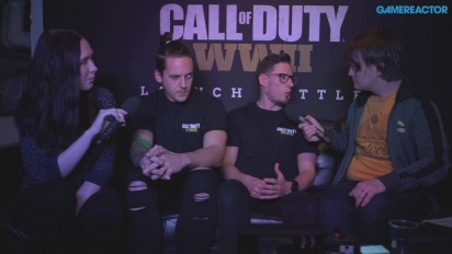 Call of Duty: WWII Launch Battle - Livestream-reprise