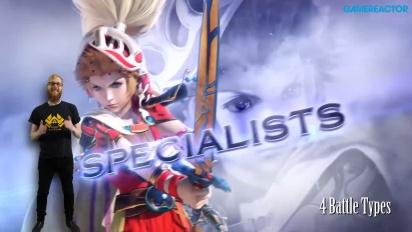 Dissidia Final Fantasy NT - Tre cose per cui non vedrete l'ora