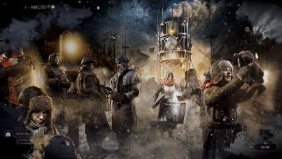 Frostpunk: A Christmas Carol - Free Update Trailer