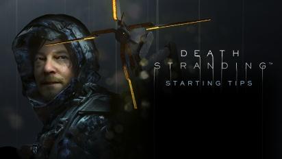 Death Stranding - Trucchi per iniziare