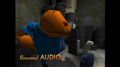 Grim Fandango: Remastered - Trailer