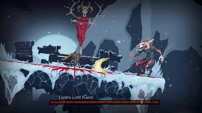 Death's Gambit - Trailer di annuncio PS4
