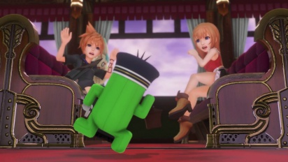 World of Final Fantasy - Trailer TGS 2015