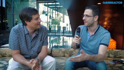 David Braben - Gamelab 2016 Legend Award - Intervista