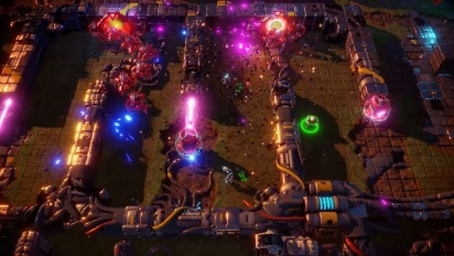 Nex Machina: Death Machine - Co-Op Trailer