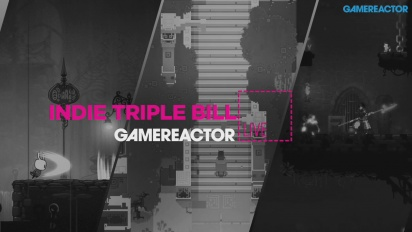 Indie Triple Bill - Replica Livestream