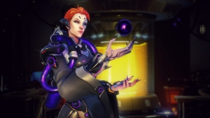 Overwatch - Introducing Moira