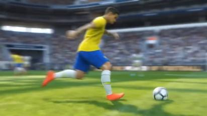Pro Evolution Soccer 2019 - Magic Moment Teaser