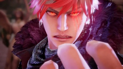 Soul Calibur VI - Libra of Soul Story Mode Trailer