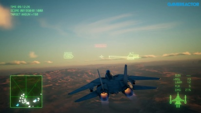 Ace Combat 7: Skies Unknown - Gameplay Gamescom