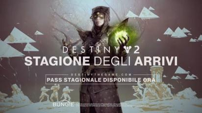 Destiny 2: Stagione degli Arrivi - Pass stagionale (italiano)