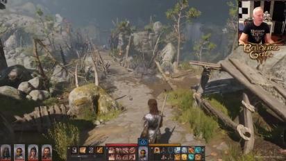 Baldur's Gate 3 - D&D Live 2020 Gameplay Presentation