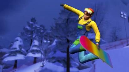 The Sims 4: Oasi Innevata - Trailer di annuncio