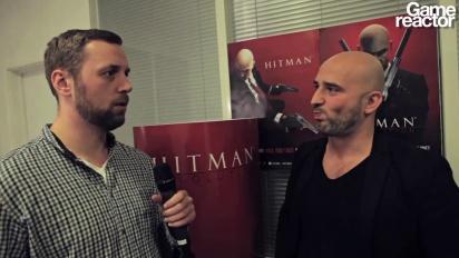 Hitman: Absolution - Intervista a Hakan Abrak