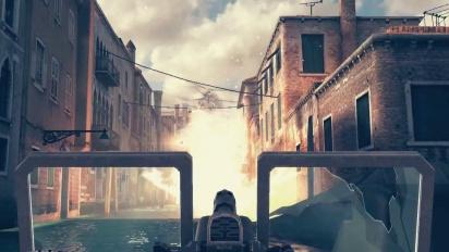 Modern Combat 5: Blackout - E3 2014 Trailer