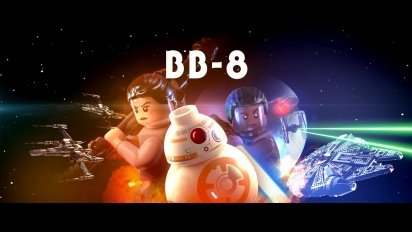 Lego Star Wars: The Force Awakens - BB-8 Vignette