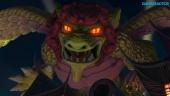 Ni no Kuni II: Revenant Kingdom - Longfang Gameplay