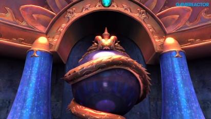Ni no Kuni II: Revenant Kingdom - Trial of Courage Gameplay
