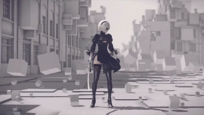 Nier: Automata - Become As Gods Edition Launch Trailer