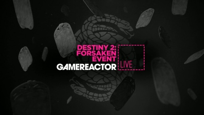 Destiny 2: Forsaken Event - Replica Livestream