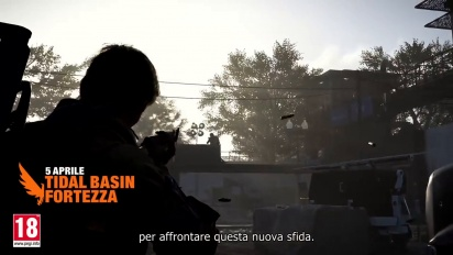 The Division 2 - Tidal Basin Trailer di lancio