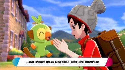 Pokémon Sword/Shield - Overview Trailer