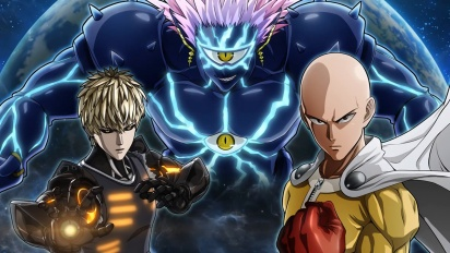 One Punch Man A Hero Nobody Knows - Character Trailer