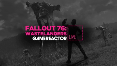 Fallout 76: Wastelanders - Replica Livestream