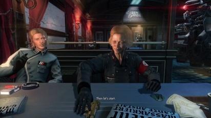 Wolfenstein: The New Order - On a Train to Berlin Trailer