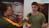 Tekken 7 - The Main Man Interview