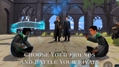Harry Potter: Hogwarts Mystery - Trailer