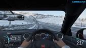 Forza Horizon 4 - Winter Free Roam Gameplay (1080p scaled)
