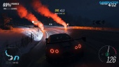 Forza Horizon 4 - Winter Street Race Gameplay (1080p scaled)