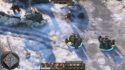 Iron Harvest - Alpha 2 Gameplay